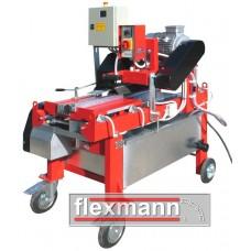 FLEXMANN FTG - 300/5 Multiblattsäge,  (Linien-Schneidmaschine), Ziegel- und Steinschneidemaschine